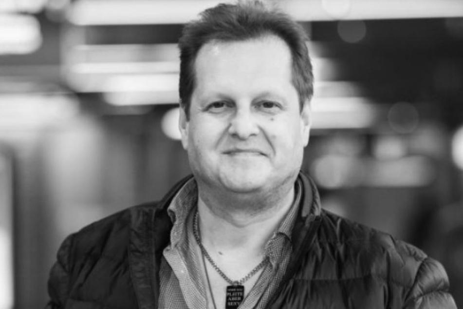 Jens Büchner ist vergangenen Samstag gestorben.