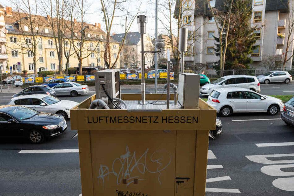 Dieselfahrverbot: Trifft es diese hessische Stadt?