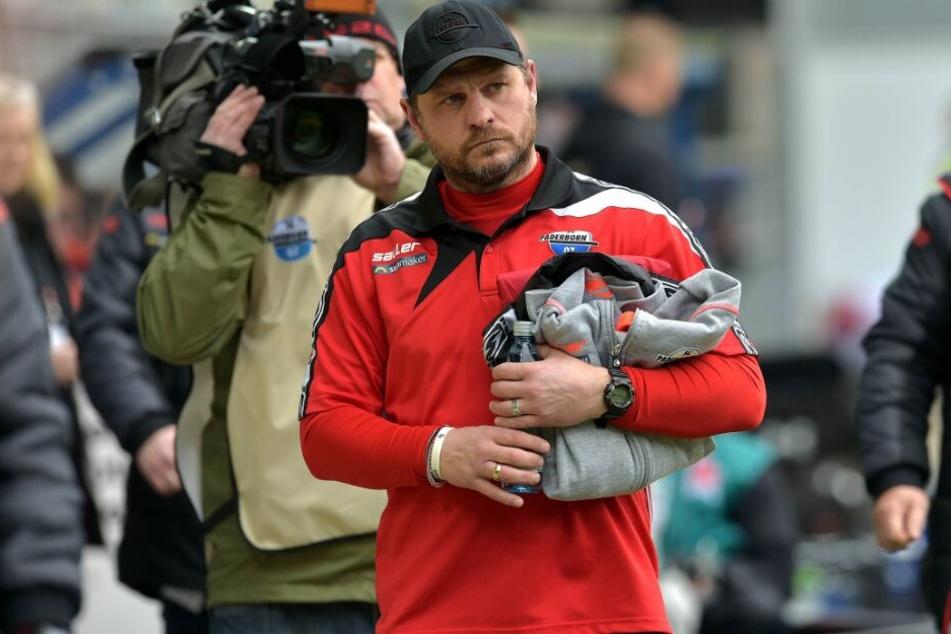 Coach Steffen Baumgart vertraut weiterhin in seine Mannschaft.