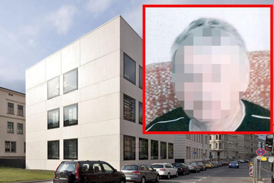 Der vermisste Bruno F. (77) wurde zuletzt auf dem Gelände des Leipziger Uniklinikums gesehen.