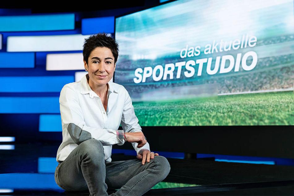 Am Samstagabend tritt Dunja Hayali ihren Dienst bei einer der traditionsreichsten TV-Sendungen Deutschlands an.