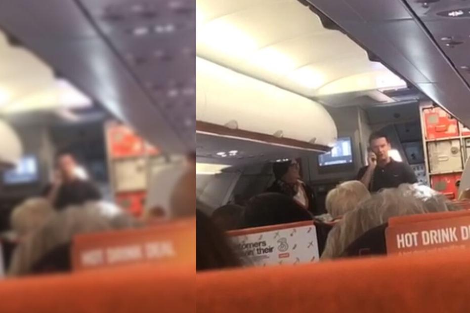EasyJet-Pilot taucht nicht auf, also übernimmt ein Passagier