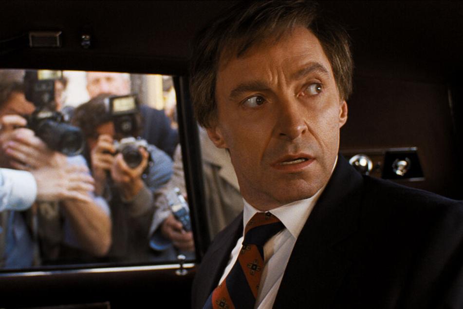 Seine Affären wurden ihm zum Verhängnis und beendeten seine politische Karriere: Gary Hart (Hugh Jackman).
