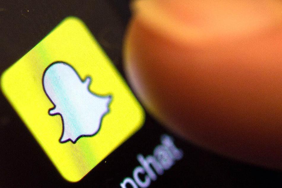 In Snapchat-Nachrichten wurden unter anderem auch Nacktfotos ausgetauscht.