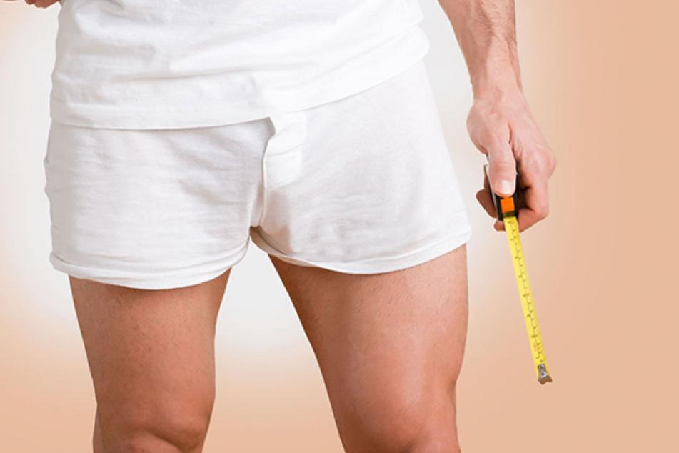Den Penis messen? Wie genau macht man das eigentlich?