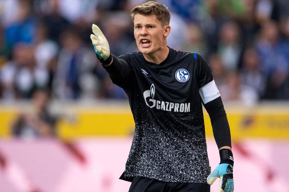 Alexander Nübel will und muss sich beim FC Bayern München beweisen.
