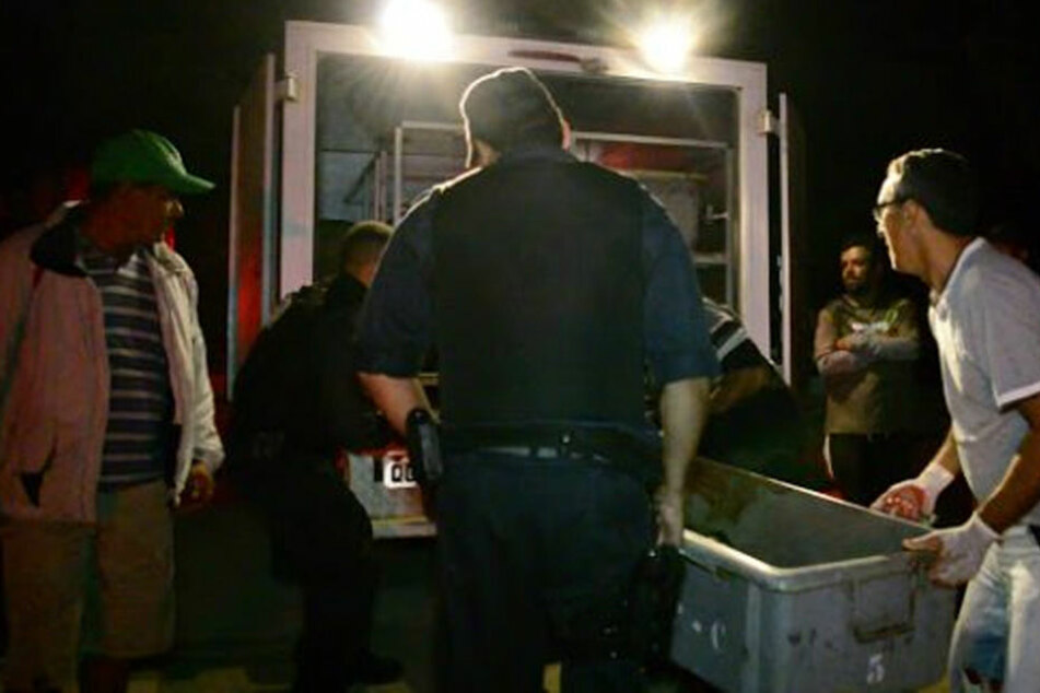 Horror-Nacht: Fünf Männer einer Familie erschossen