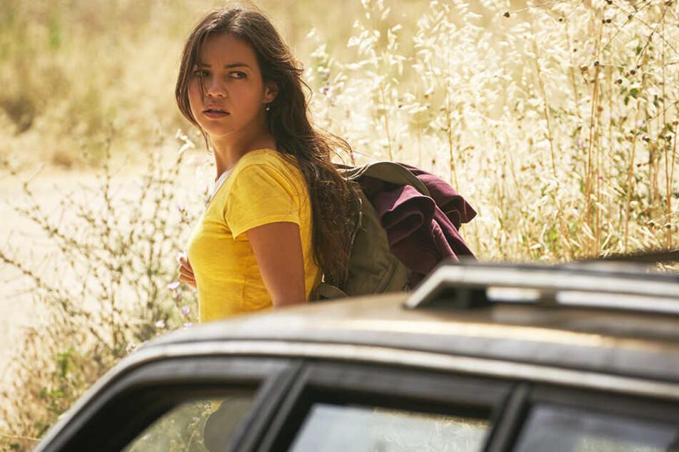 Warum nur machen die zwei Terminatoren Jagd auf Dani Ramos (Natalia Reyes)?