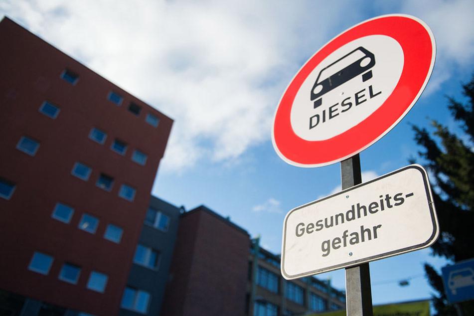 Finden sich bald vor den Toren der Berliner Innenstadt solche Warnschilder wieder?