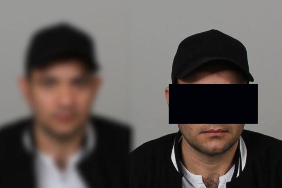 Die Flucht des Tatverdächtigen Haydar A. (35) endete in Italien.