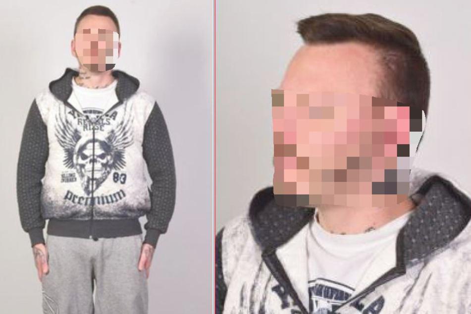 Wer hat diesen Mann gesehen? Polizei warnt vor gesuchtem Straftäter