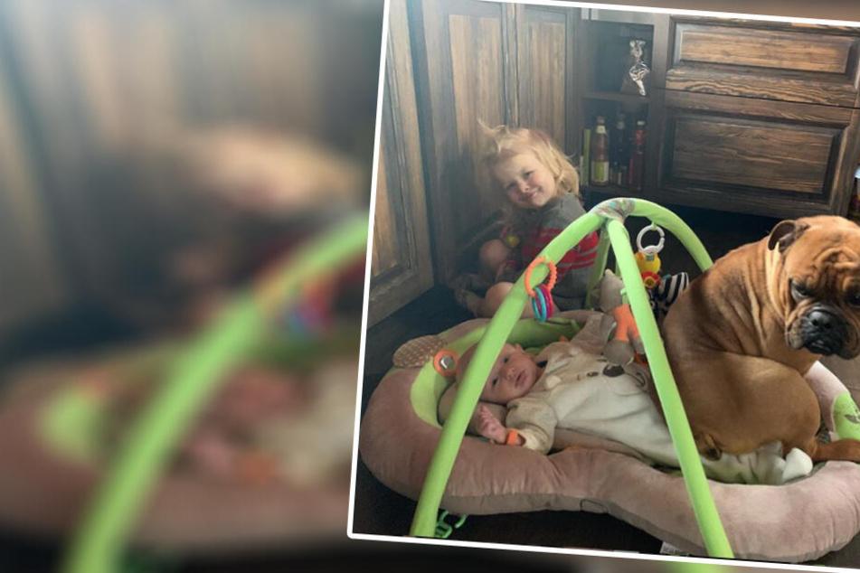 """""""Siehst du nicht, dass das Baby Angst hat!?"""": Melanie Müller erntet nächsten Shitstorm"""