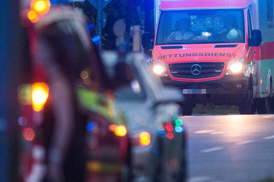 Hauptschlagader reißt beim Autofahren: Mann stirbt