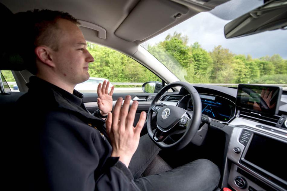 "Autonome Fahrzeuge könnten den aktuellen ÖPNV bald ""überrollen""."