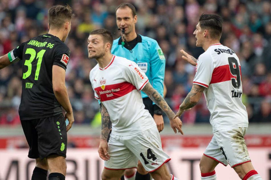 Mit Biss gewann der VfB gegen Hannover souverän mit 5:1.