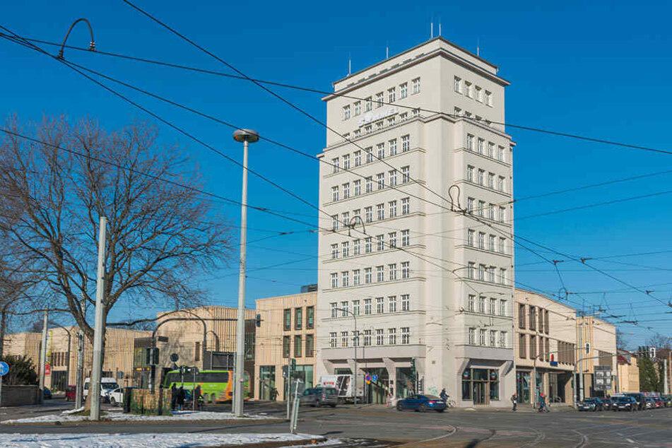 """Das neue """"Simmel-Hochhaus"""" soll sich auch zu einem Gesundheitszentrum entwickeln."""