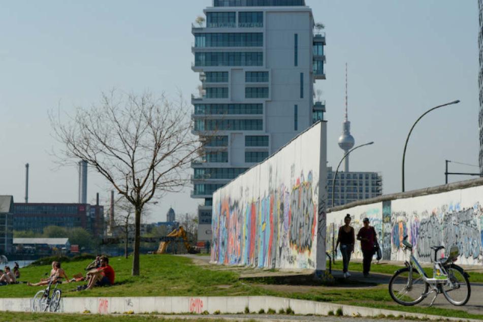 East Side Gallery: Das passiert mit dem letzten großen Stück Berliner Mauer