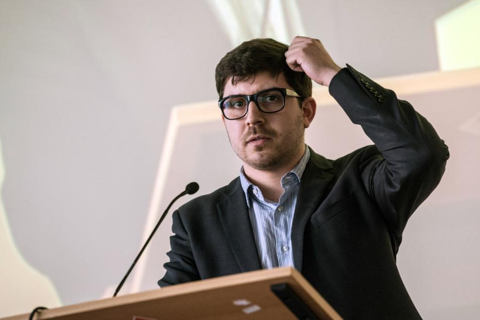 SPD-Politiker Christopher Lauer fordert Wendts sofortigen Rücktritt.
