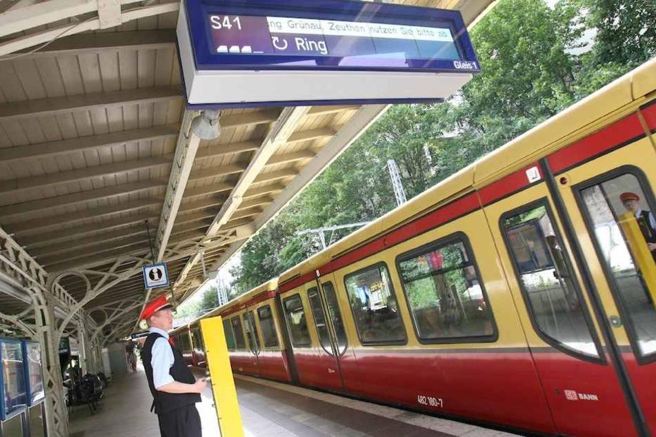 Am Berliner S-Bahnhof Prenzlauer Allee passierte der Zwischenfall.
