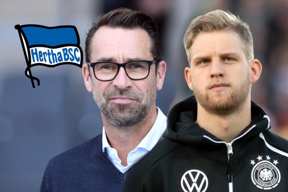 Nach Traumtor für deutsche U21: Preetz hofft auf Langzeit-Effekt bei Herthas Maier