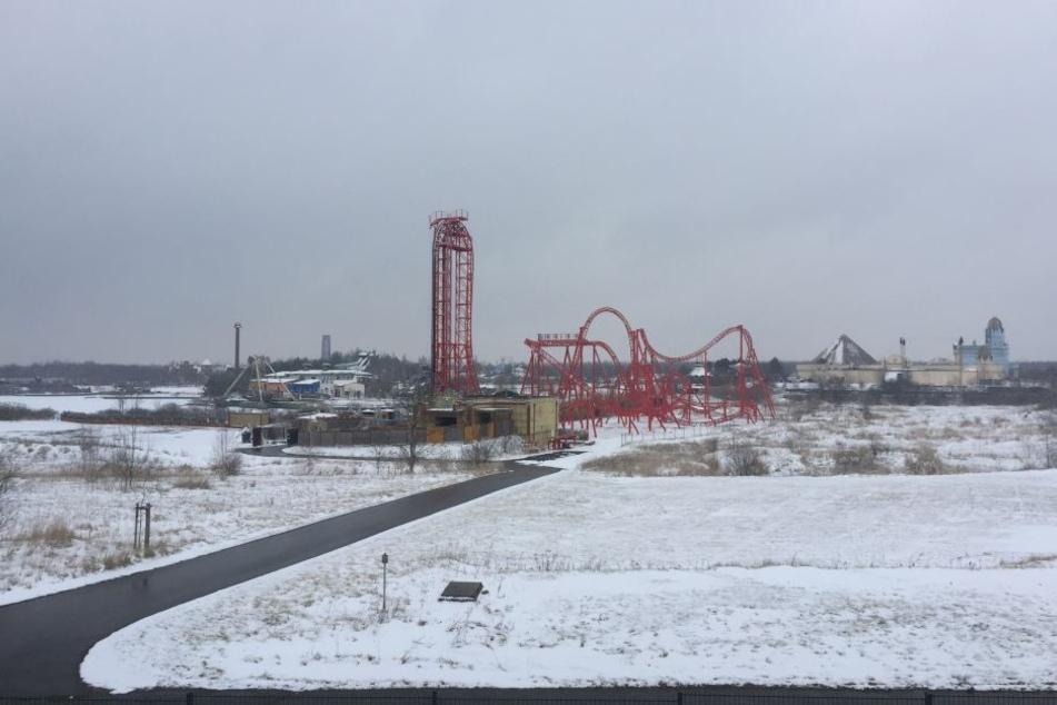 Aufgrund der winterlichen Temperaturen verschiebt sich die Saisoneröffnung des BELANTIS-Parks um vier Tage auf den 28. März.