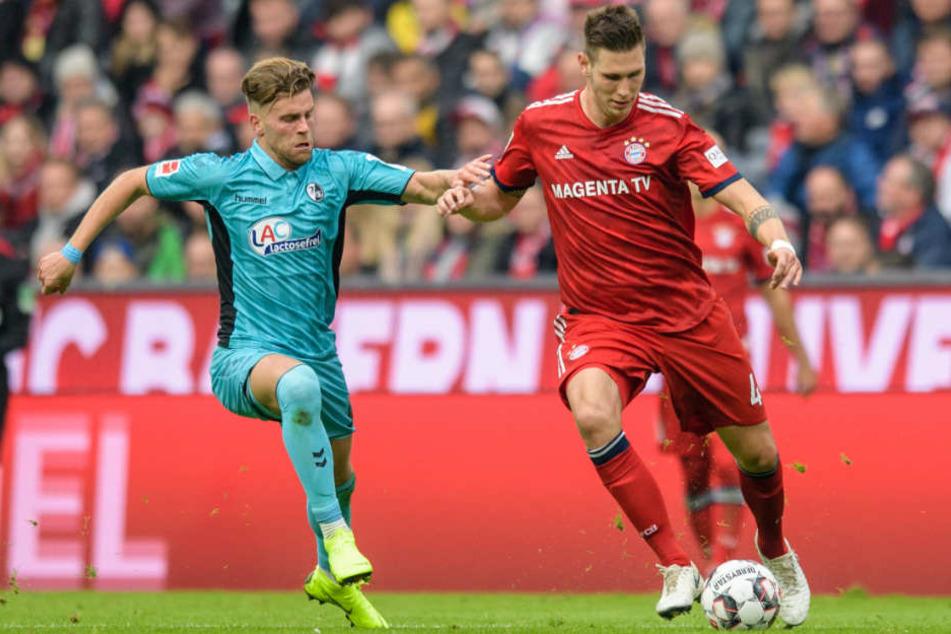 Der FC Bayern München agierte gegen Freiburg über weite Strecken enttäuschend.