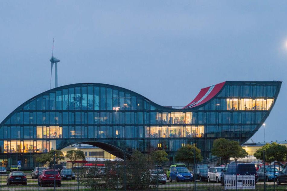 Bei Enercon in Magdeburg stehen 1500 Jobs auf der Kippe.