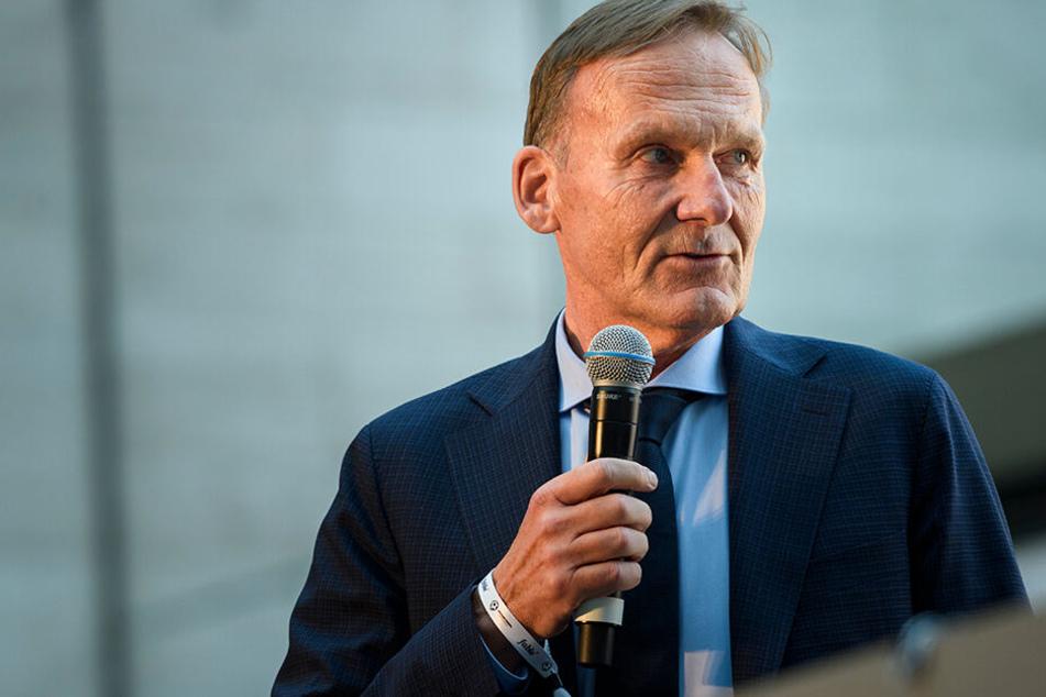 BVB-Boss Hans-Joachim Watzke hat jetzt einen neuen Job