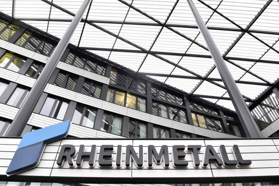 Der Konzern Rheinmetall hat einen großen Auftrag erhalten.