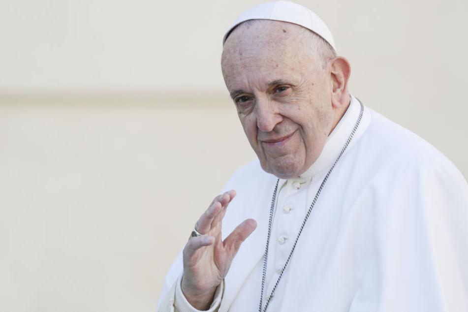 Papst Franziskus (82) kommt im Gegensatz zu manchem Vorgänger durchaus geerdet rüber. Ein Volksfest dürfte ihm daher durchaus gefallen.