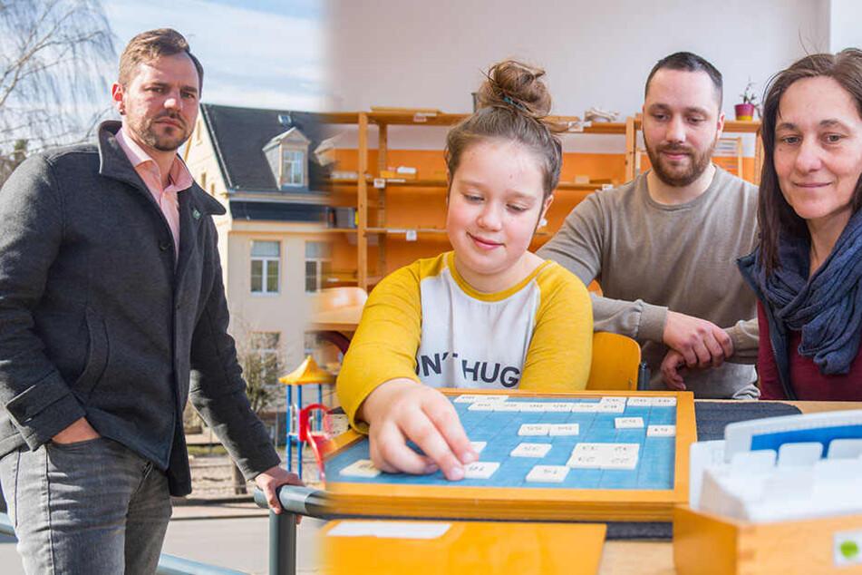 Jahrelanger Streit eskaliert: Montessori-Grundschule muss umziehen