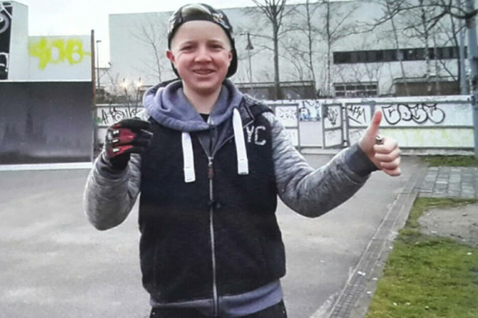 Der 13-jährige Louis Kurek wird seit Montag vermisst.