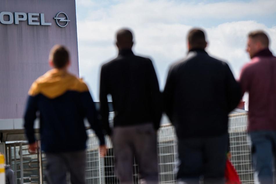 Opel verhandelt mit Arbeitnehmer über Kurzarbeit
