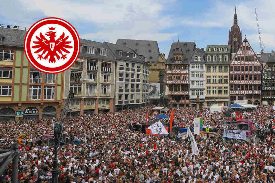 Lüttich-Fans verboten! Römerberg während Europa-League-Kick der Eintracht tabu