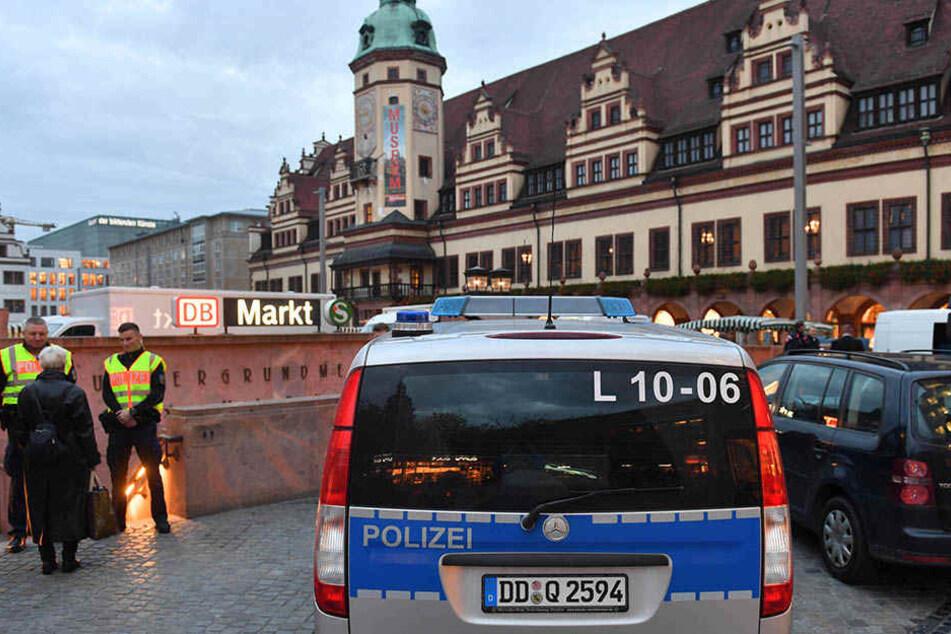 Eine 30-Jährige Frau wurde in Leipzig von der S-Bahn überrollt.