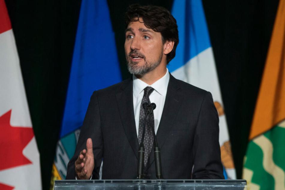 Kanadas Premierminister, Justin Trudeau (48), sieht noch viel Klärungsbedarf.