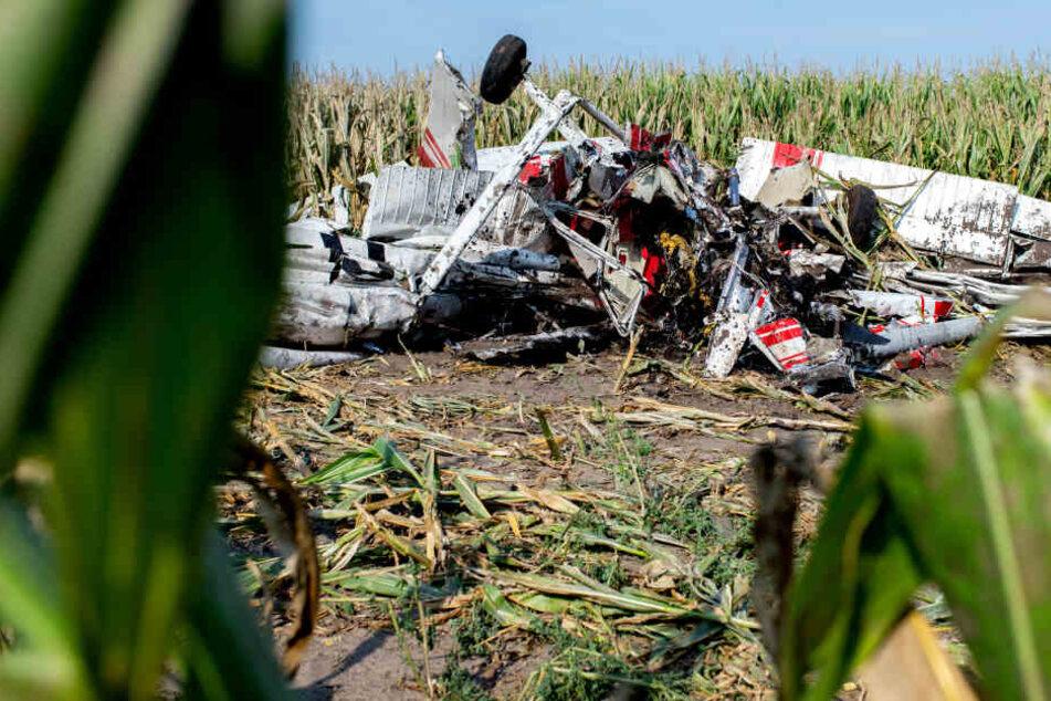 Pilot stirbt bei Flugzeugabsturz: Wie kam es zu dem Unglück?