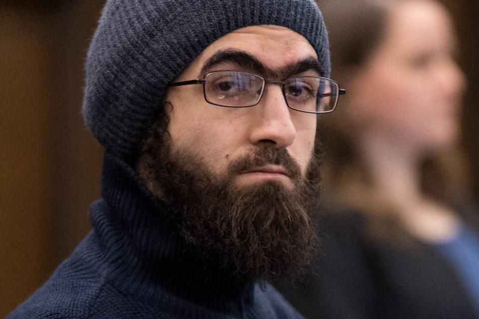Im Prozess bat der 27-Jährige seine Opfer jetzt um Verzeihung.