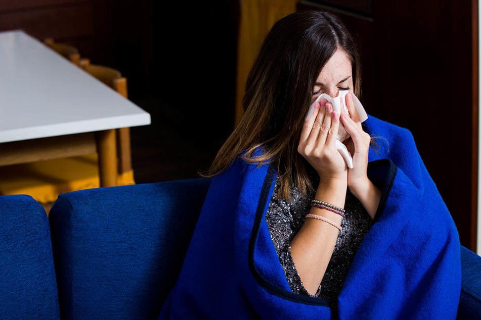 Grippewelle auf neuem Höhepunkt - 216 Menschen gestorben