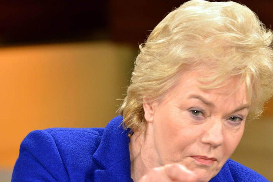 Erika Steinbach unterstützt AdD im deutschen Bundestagswahlkampf