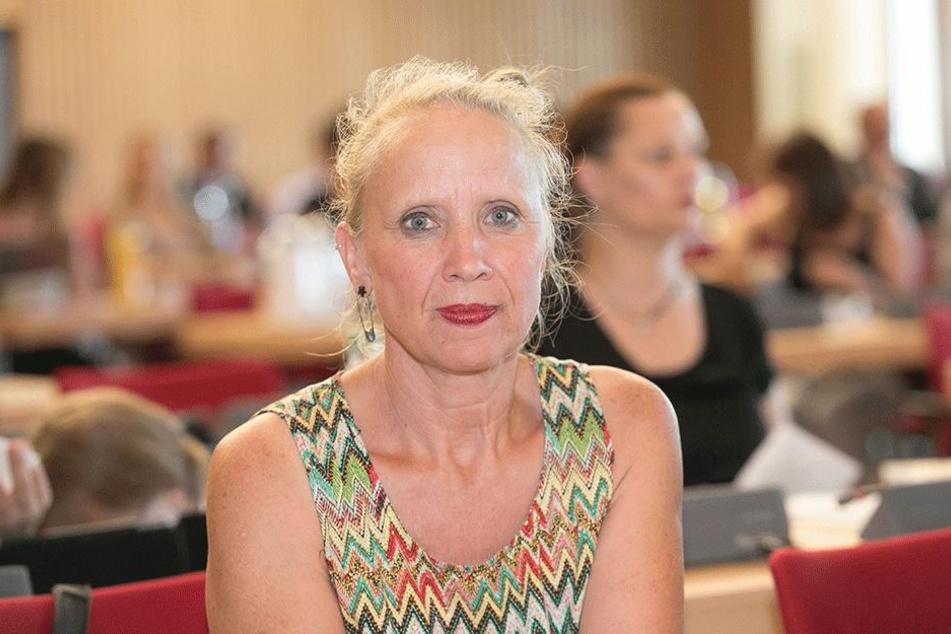 Lehrerin und Linke-Stadträtin Rica Gottwald brachte die Idee in den Stadtrat ein.