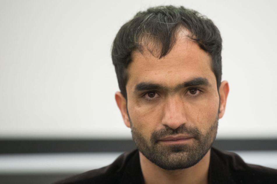 Hofft weiterhin, dass er in Deutschland bleiben darf: Haschmatullah F. (Archivbild)