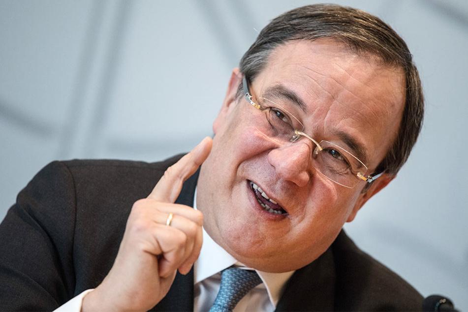 Armin Laschet (CDU) will in Nordrhein-Westfalen am 14. Mai zum Ministerpräsidenten gewählt werden.