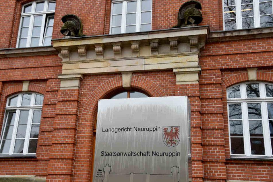 Ein 40-Jähriger wurde in einem Mordprozess in Neuruppin verurteilt (Symbolbild).