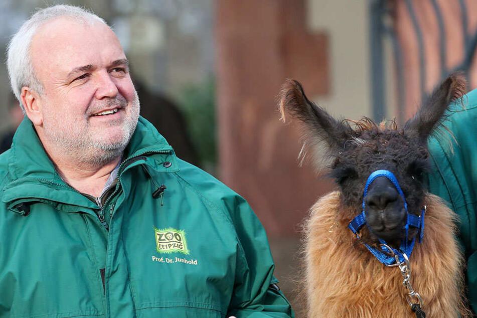 Zoo-Direktor Jörg Junhold freut sich auf die neue Südamerika-Anlage.