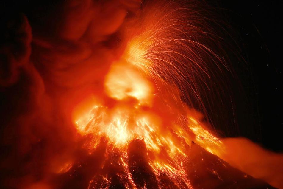Ein Vulkanausbruch in der Eifel? Irgendwann soll es definitiv dazu kommen. (Symbolbild)