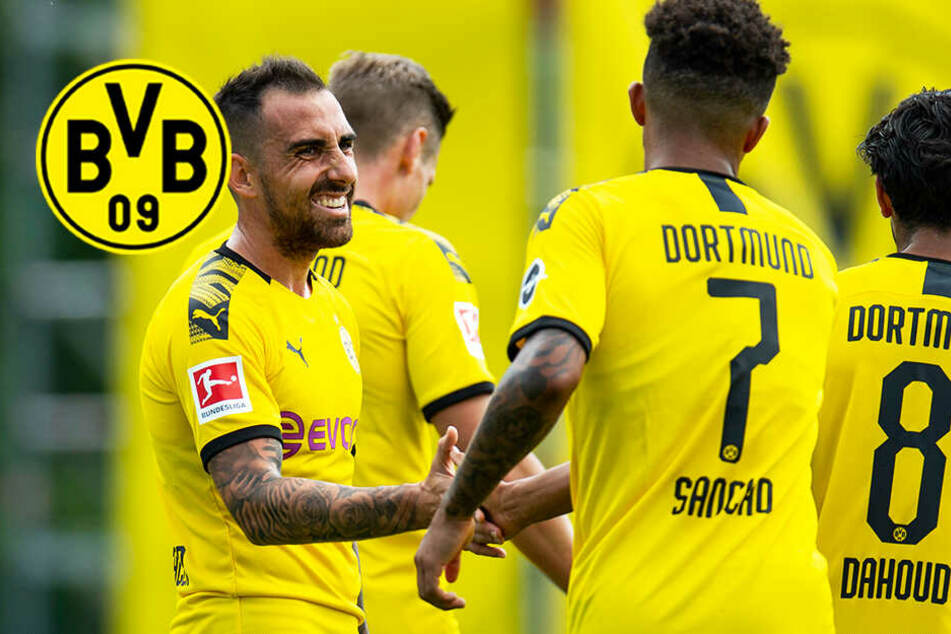 BVB ballert sich in Form: FC Zürich gegen starke Borussen chancenlos