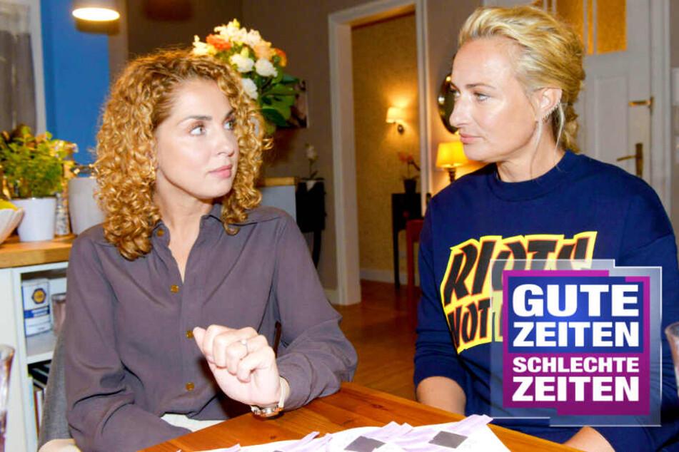 """GZSZ: GZSZ-Ninas emotionales Geständnis am Hochzeitstag: """"Ich liebe beide"""""""