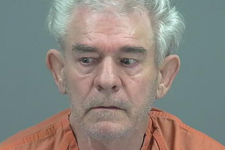 Rodney Puckett (70) wurde festgenommen.