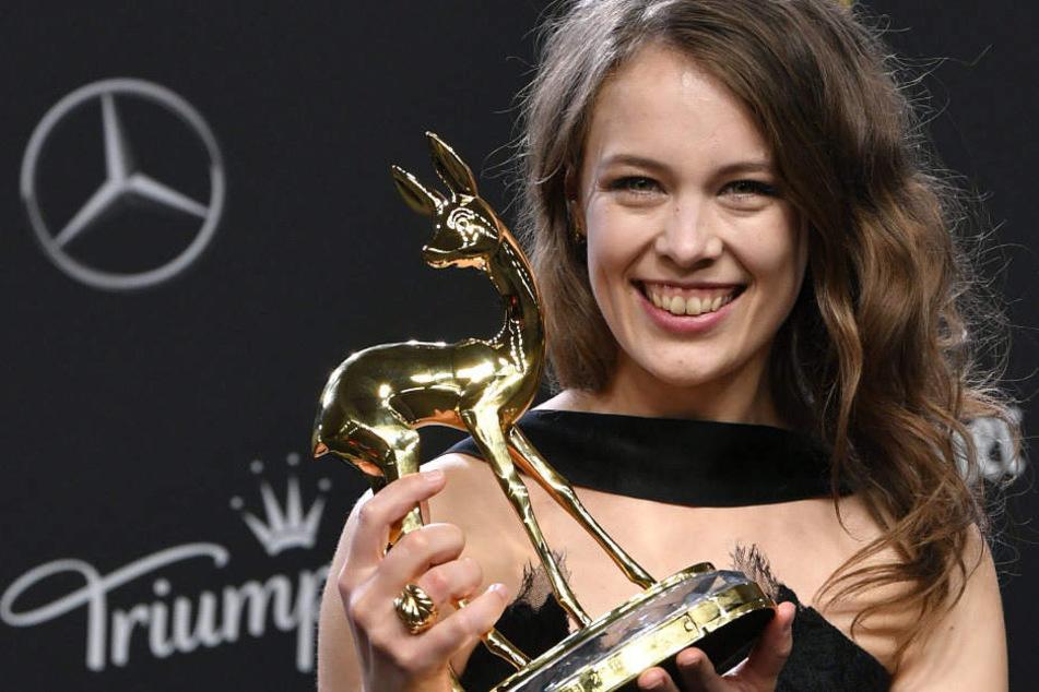 Beste Schauspielerin: Bad-Banks-Star Paula Beer